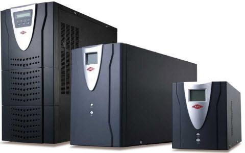 برق اضطراری شامل ولتاژ پایین dc و در حدود ۶ و ۱۲و ۲۴ ولت میباشد